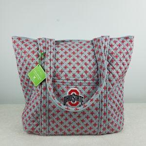 Vera Bradley Ohio State Tote Bag NWT